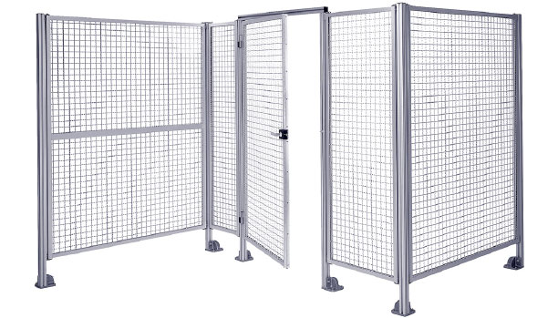 Fasten - Cerramientos de seguridad a medida - Safety enclosures