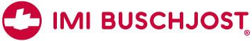 Logo - IMI Buschjost - 61 mm x 21 mm
