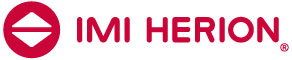 Logo - IMI Herion - 103 mm x 21 mm