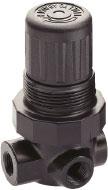 Norgren R07 - Regulador de presión miniatura - R07-100 y R07-200