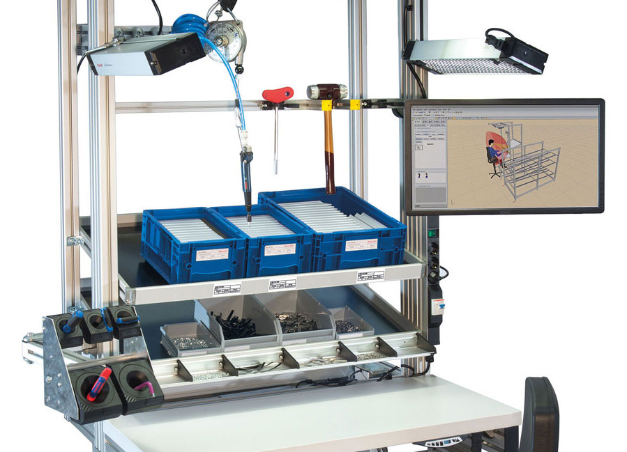 Work Stations - Bosch - 01